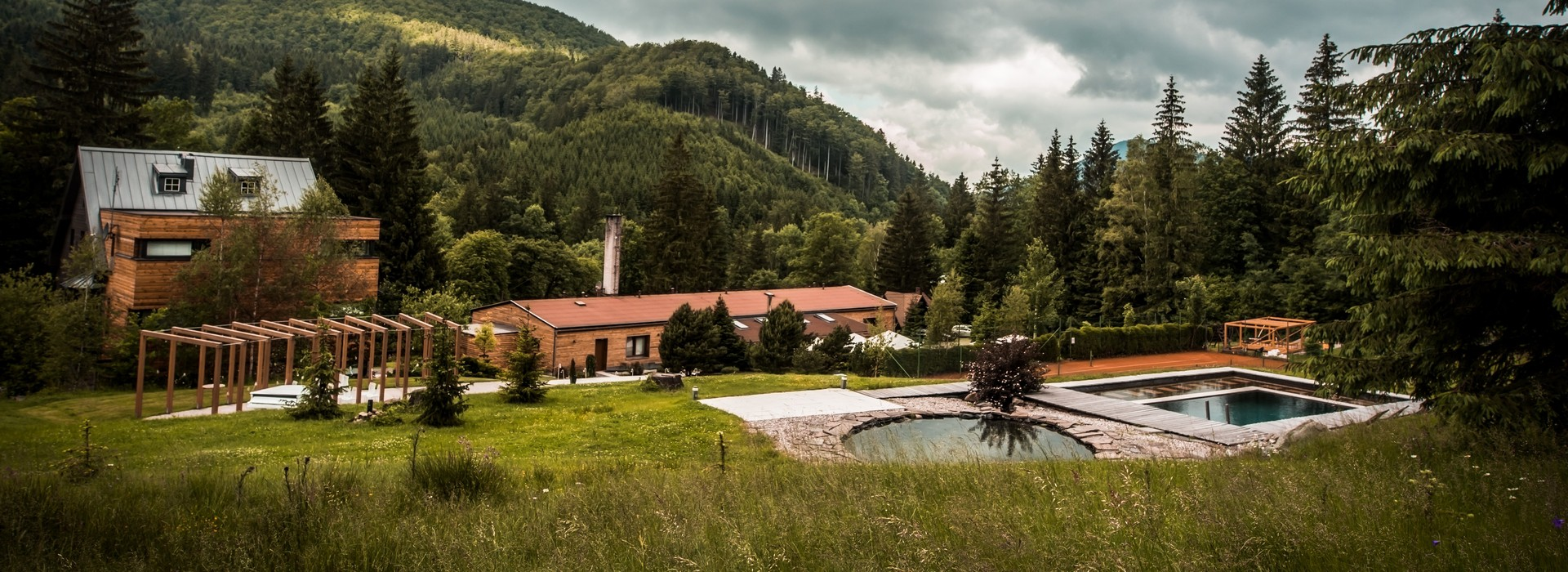 Hotel & Garden U Holubu